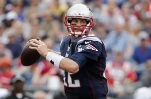 Tom Brady Focused