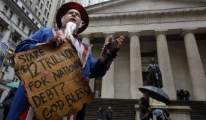 Uncle Sam owes trillions
