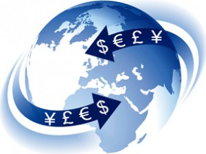 Forex Currencies traded in pairs