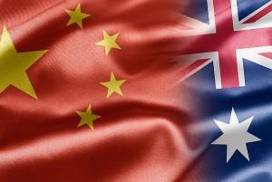 China and Australia Linked