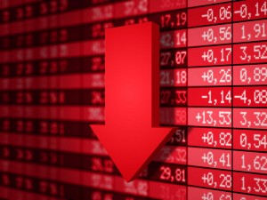 Down Stock Market