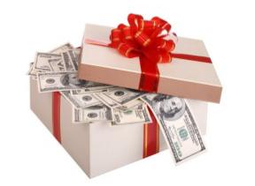 Tax-Free Gift
