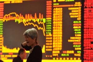 China Melt Down
