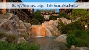 Disney's Wilderness Lodge  - Lake Buena Vista, Florida