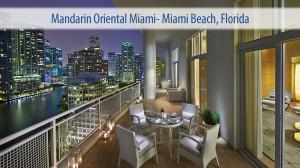 Mandarin Oriental Miami- Miami, Florida