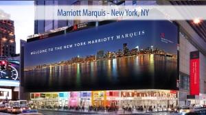 Marriott Marquis - New York, NY