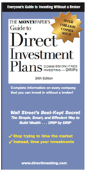 Moneypaper's Guide to Direct Investment Plans