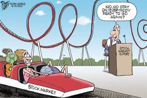 Uncertain investor