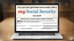 online social security
