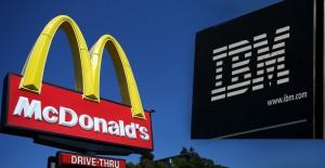 IBM vs McDonalds Stock
