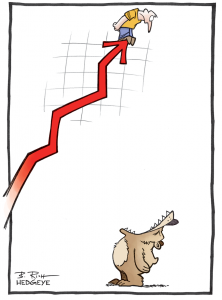 ride out the bear market