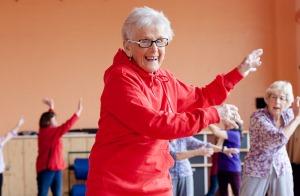 older people living longer