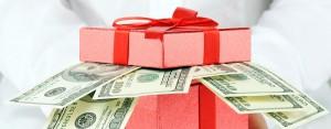 gifting income