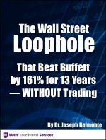 The Wall Street Loophole That Beat Buffett by 161% for 13 Years — WITHOUT Trading