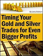 Timing Your Gold And Silver Trades For Even Bigger Profits